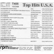 George Michael Outside USA CD album Promo