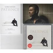 George Michael Patience Korea CD album
