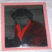 George Michael Picture Mirror UK memorabilia