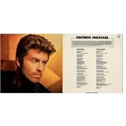 "George Michael Praying For Time Brazil 12"" vinyl Promo"
