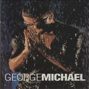 George Michael Read Without Prejudice Book UK book