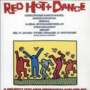 George Michael Red Hot And Dance UK CD album