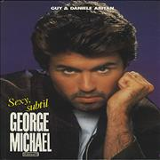 George Michael Sexy, Subtil George Michael France book