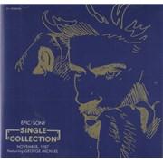 George Michael Single Collection November, 1987 Japan CD album Promo