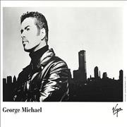 George Michael Songs From The Last Century USA press pack Promo