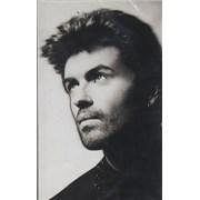George Michael Soul Free USA cassette single