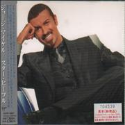 George Michael Star People '97 Japan CD single Promo