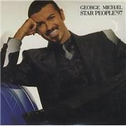 George Michael Star People '97 France CD single