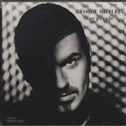 George Michael Star People USA CD single