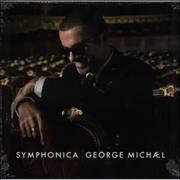 George Michael Symphonica - 180gram - Sealed UK 2-LP vinyl set