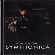 George Michael Symphonica - Deluxe UK CD album