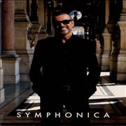 George Michael Symphonica UK tour programme
