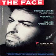 George Michael The Face UK magazine