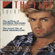 Click here for more info about 'George Michael - The Face'