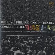 George Michael The Royal Philharmonic Orchestra Plays The Music Of George M UK CD album