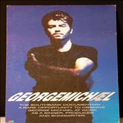 George Michael The Southbank Documentary Display UK display Promo