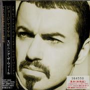 George Michael The Spinning The Wheel EP Japan CD single Promo