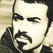 George Michael The Spinning The Wheel E.P. UK CD single Promo