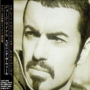 George Michael The Spinning Wheel EP Japan CD single