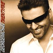 George Michael Twenty Five UK 2-CD album set