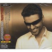 George Michael Twenty Five Japan 2-CD album set Promo