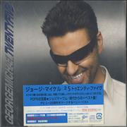 George Michael Twenty Five Japan 3-CD set Promo