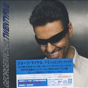 George Michael Twenty Five Japan 3-CD set Promo