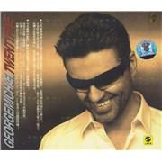 George Michael Twenty Five China 2-CD album set