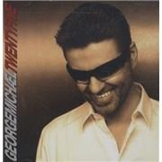 George Michael Twenty Five USA 2-CD album set