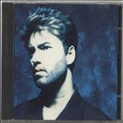 George Michael Waiting For That Day UK CD single
