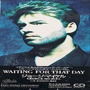 "George Michael Waiting For That Day Japan 3"" CD single Promo"