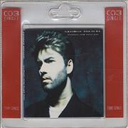 """George Michael Waiting For That Day Europe 3"""" CD single"""