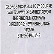 George Michael Waltz Away Dreaming UK video Promo