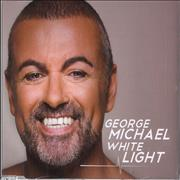 George Michael White Light Germany CD single