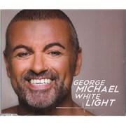 George Michael White Light Germany CD single