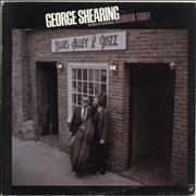 Click here for more info about 'George Shearing - Blues Alley Jazz'