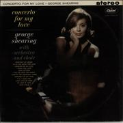 Click here for more info about 'George Shearing - Concerto For My Love'