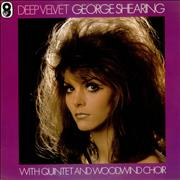 Click here for more info about 'George Shearing - Deep Velvet'