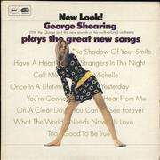 Click here for more info about 'George Shearing - New Look! - Laminated Sleeve'