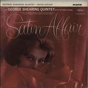 Click here for more info about 'George Shearing - Satin Affair'