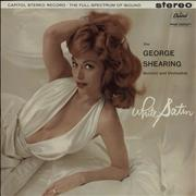 Click here for more info about 'George Shearing - White Satin'