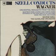 Click here for more info about 'Szell Conducts Wagner'