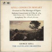 Click here for more info about 'Szell conducts Mozart'