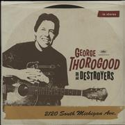 Click here for more info about 'George Thorogood - 2120 South Michigan Ave. - Sealed'