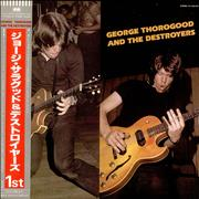 Click here for more info about 'George Thorogood - George Thorogood And The Destroyers'