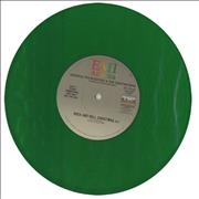 Click here for more info about 'George Thorogood - Rock And Roll Christmas - Green vinyl'