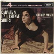 Click here for more info about 'Georges Bizet - Carmen & L'Arlesienne Suites'
