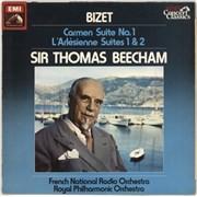 Click here for more info about 'Georges Bizet - Carmen Suite No. 1 / L'Arlésienne Suites 1 & 2'