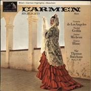 Click here for more info about 'Georges Bizet - Highlights From Carmen - 2nd'