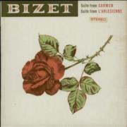 Click here for more info about 'Georges Bizet - Suite From Carmen / Suite From L'Arlesienne'